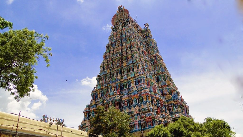 How To Reach Meenakshi Amman Temple