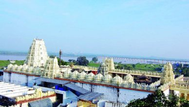 Accommodation in Bhadrachalam Temple
