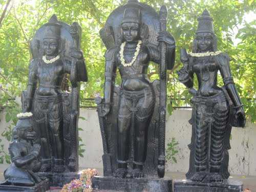 About Bhadrachalam Temple