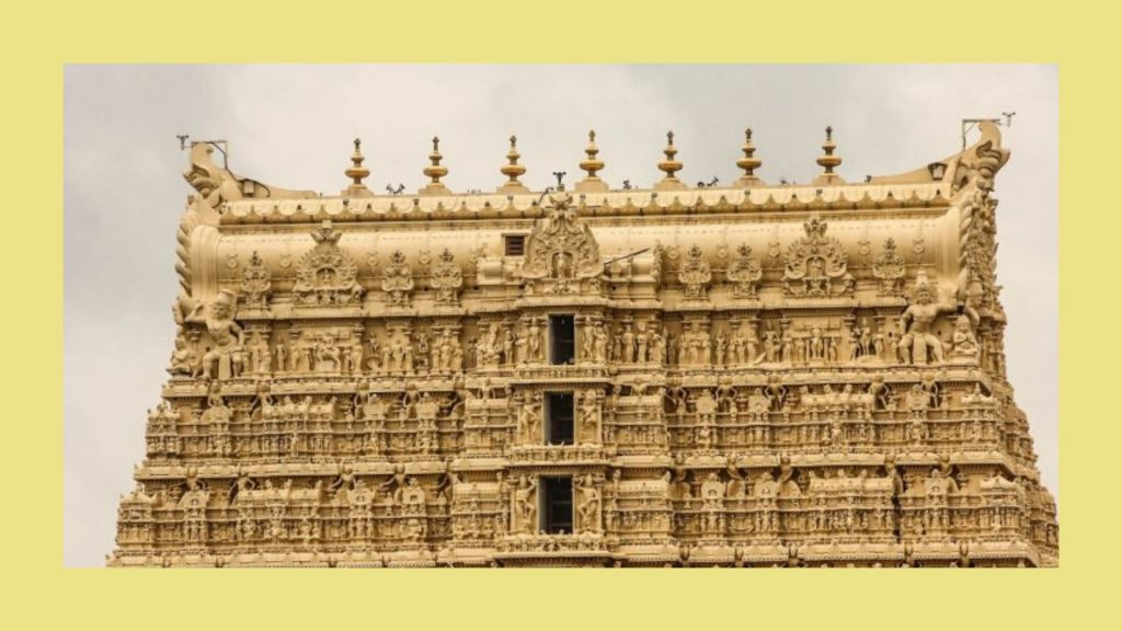 seva's pooja timings of Padmanabha swamy temple
