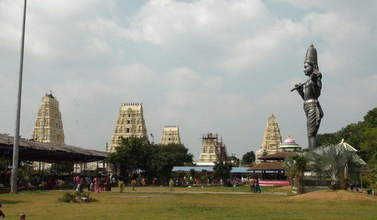 History of Dwaraka Temple