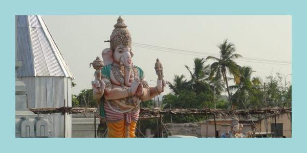 Visiting places near kanipakam