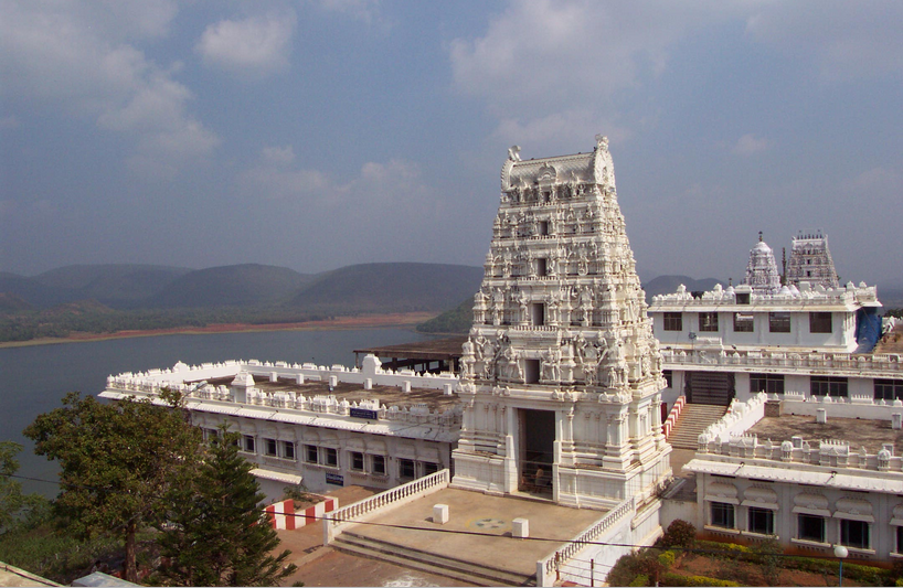 Epic story of Bhadrachalam Temple