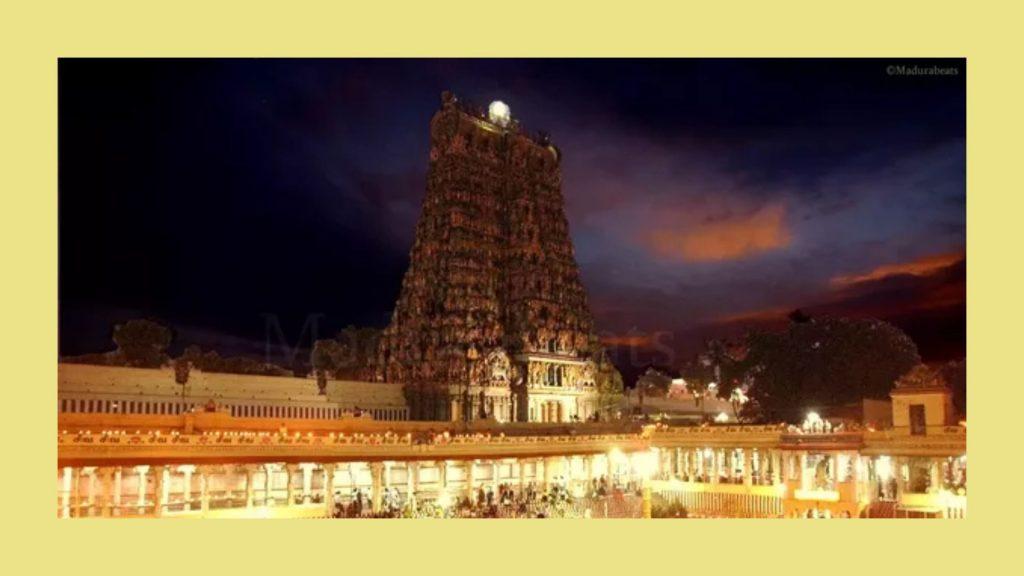 Awe-inspiring-Temple-Towers-Gopurams-of-Madurai-Meenakshi-Amman-Temple