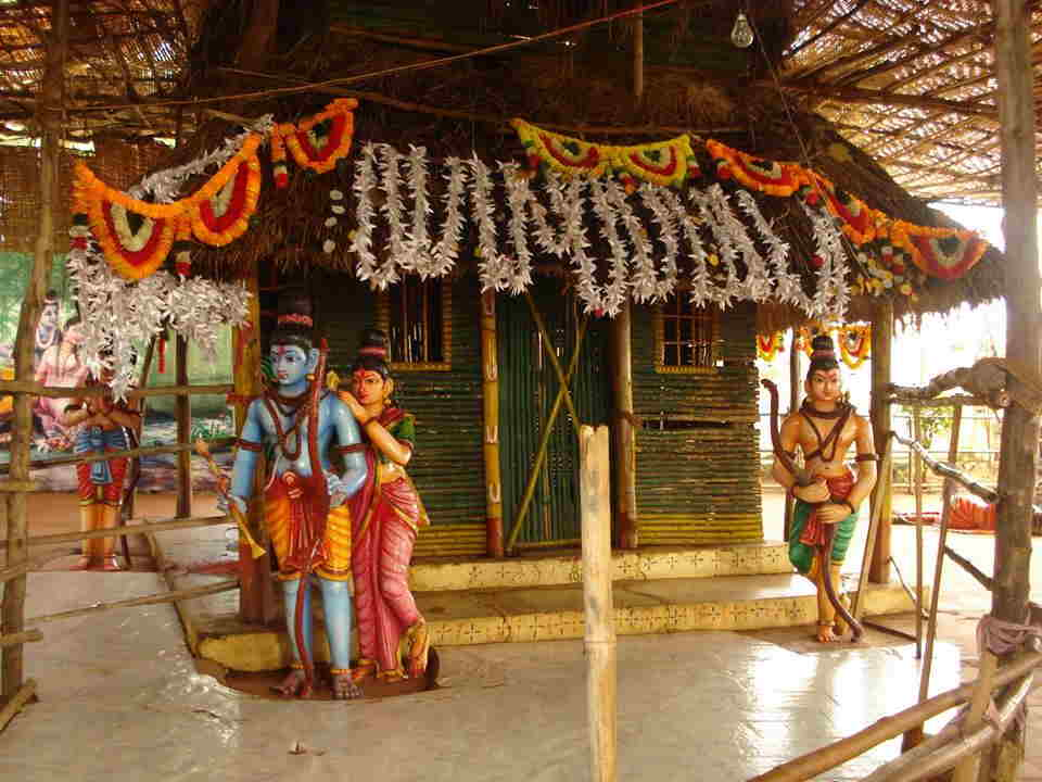 Puja's and Seva's of Bhadrachalam Temple