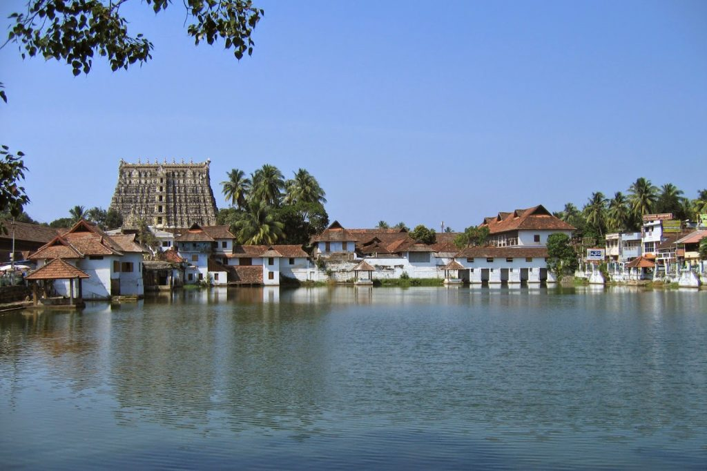 About Padmanabhaswamy Temple