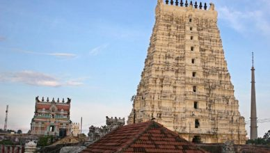 Epic Story Rameswaram Temple