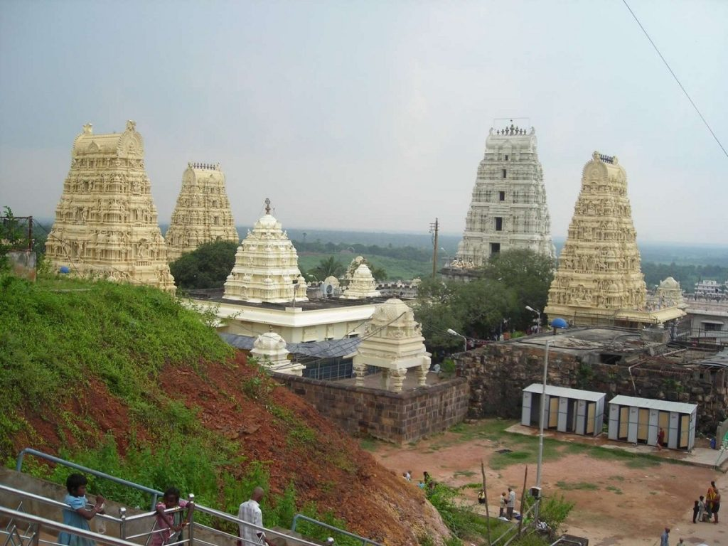 About Dwaraka Tirumala Temple