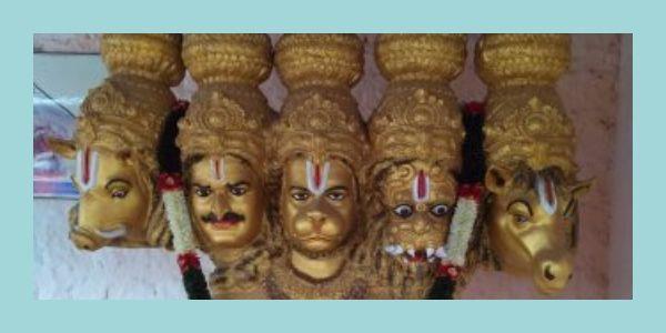 Visiting Places Near Mantralayam