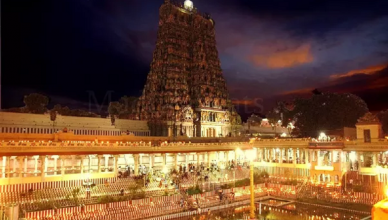About Meenakshi Amman Temple