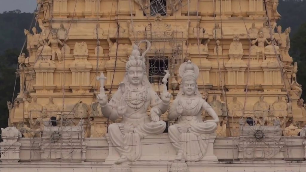 Epic story of mahanandi temple