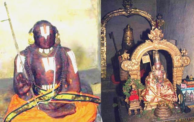Ramanuja Shrine