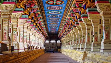 History Of Rameswaram Temple
