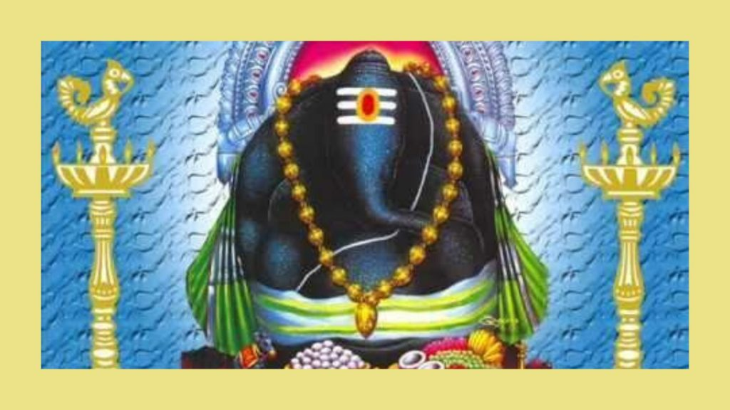 seva's & pooja timings of Kanipakam Temple
