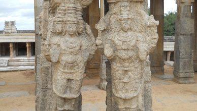 Epic story lepakshi temple