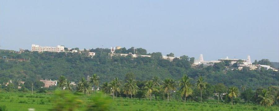 About annavaram temple