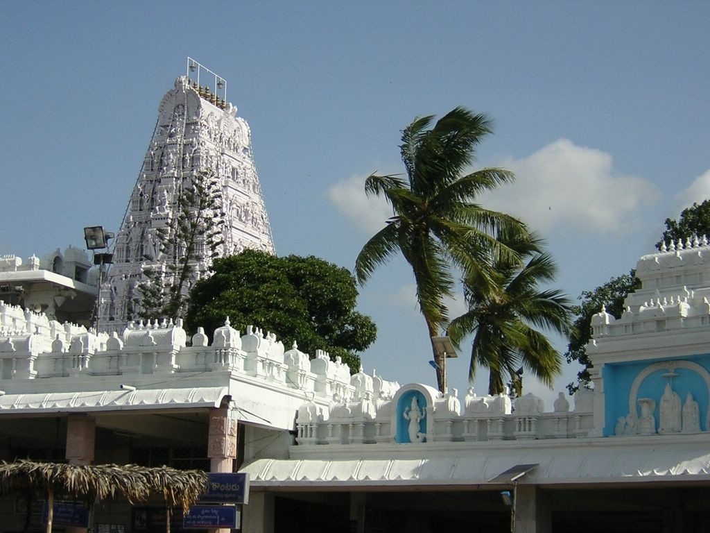 Epic story of annavaram temple