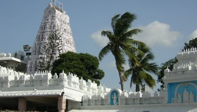 About annavaram temple