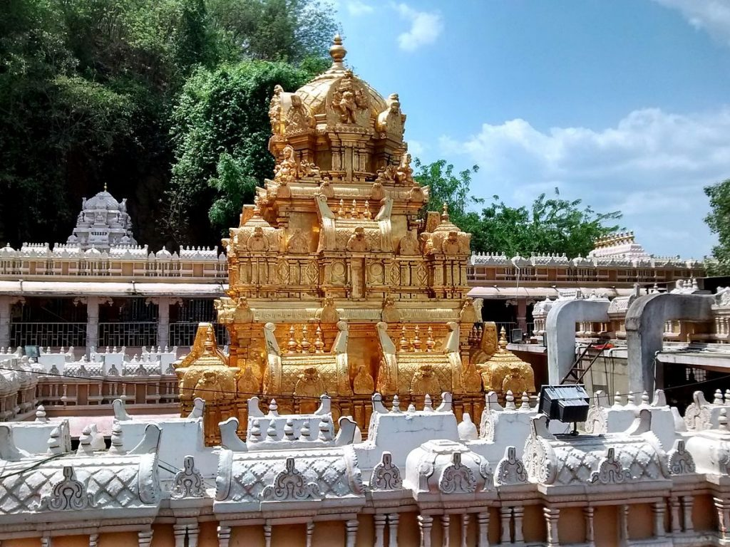 Seva's & Pooja's kanaka durga Temple