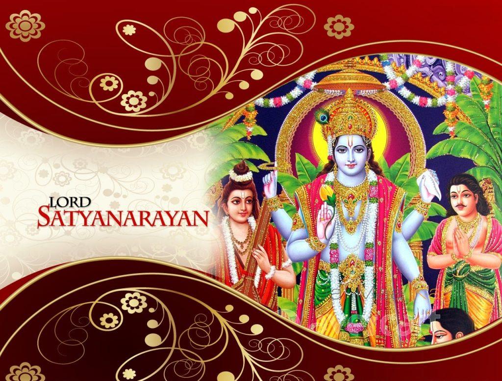 Sri Satyanarayana Swamy Vratham