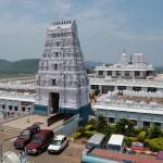 Architecture And Surroundings Of Annavaram Temple