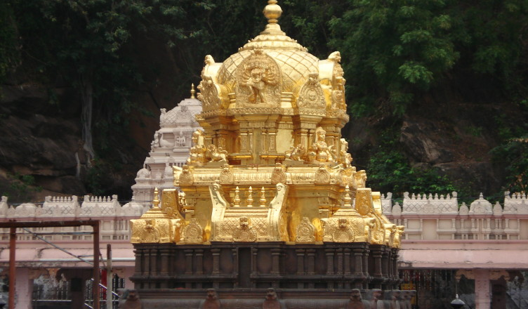 Epic story of kanaka durga temple