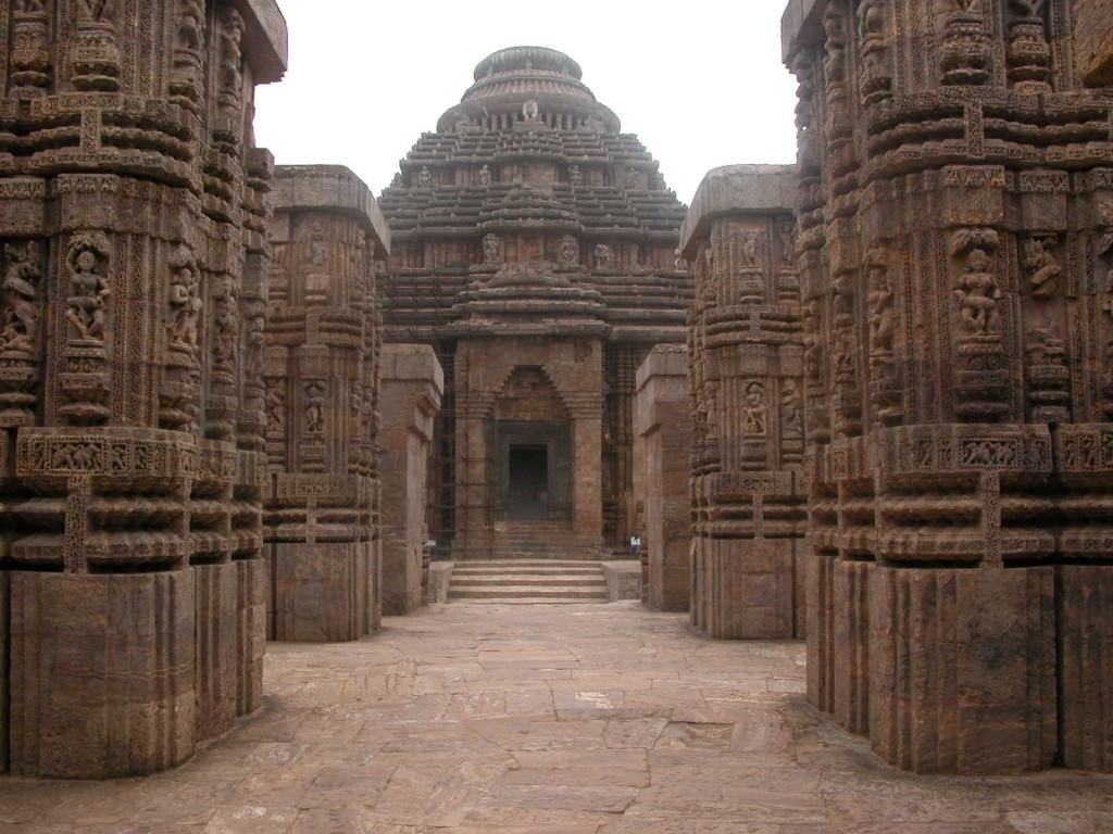 History Konark Temple