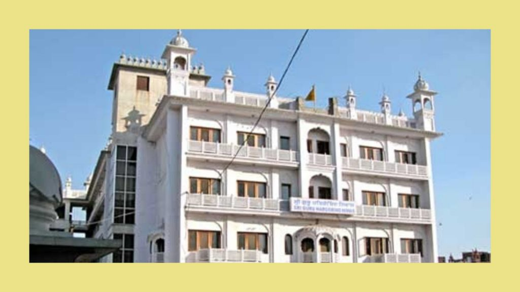 Accommodation Facilities At Golden Temple