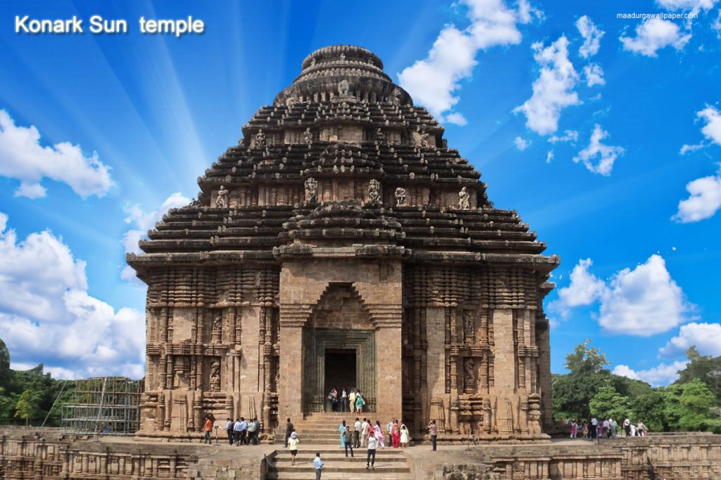 About Konark temple