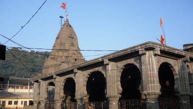 History of BhimaShankara temple