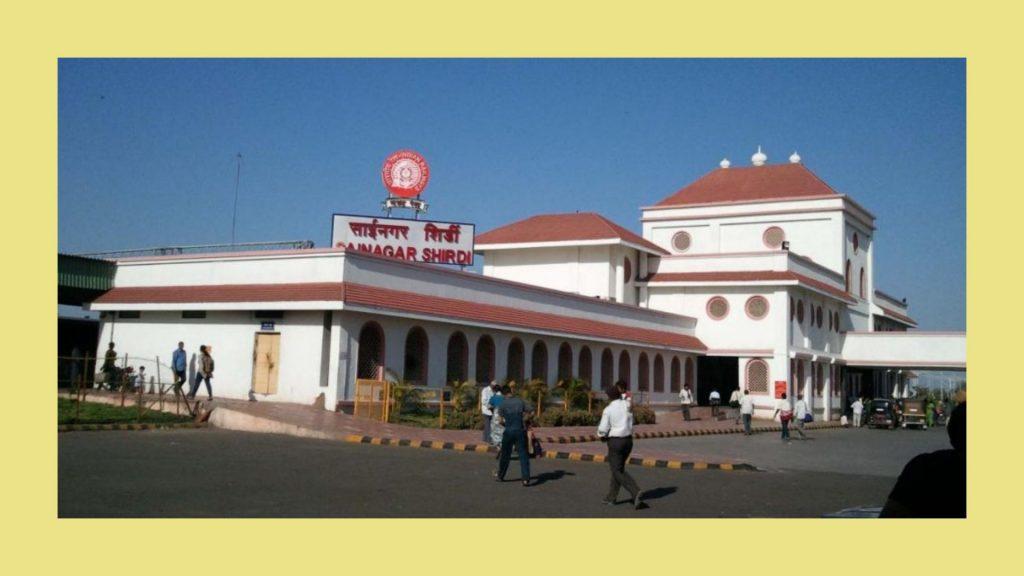 how to reach Shirdi sai baba temple