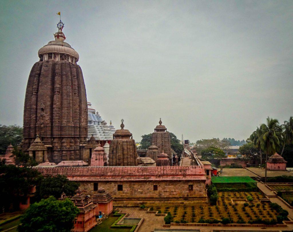 about the famous jagannath temple