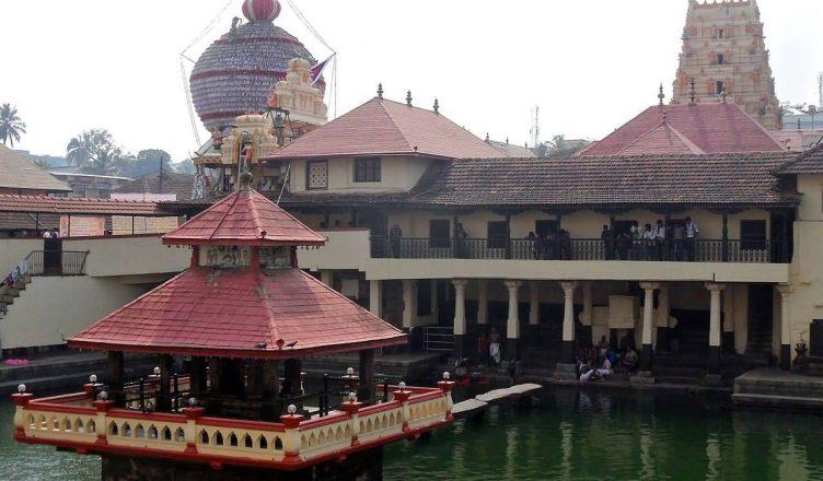 how to reach sri krishna temple