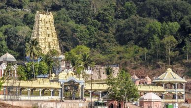 visiting places near simhachalam temple