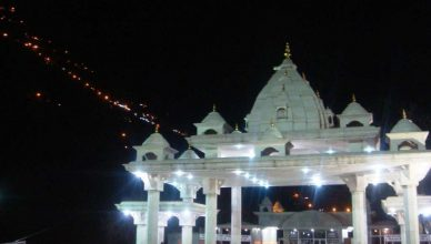 epic of vaishno devi temple
