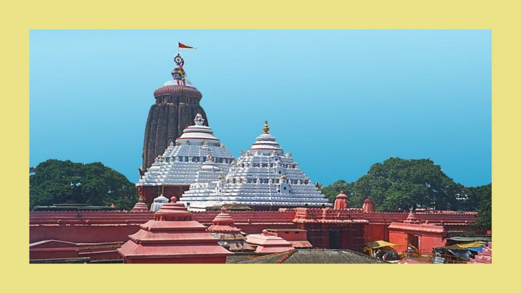 About Jaganath temple