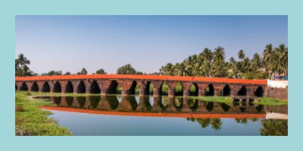 Atharnala Bridge near jagannath temple