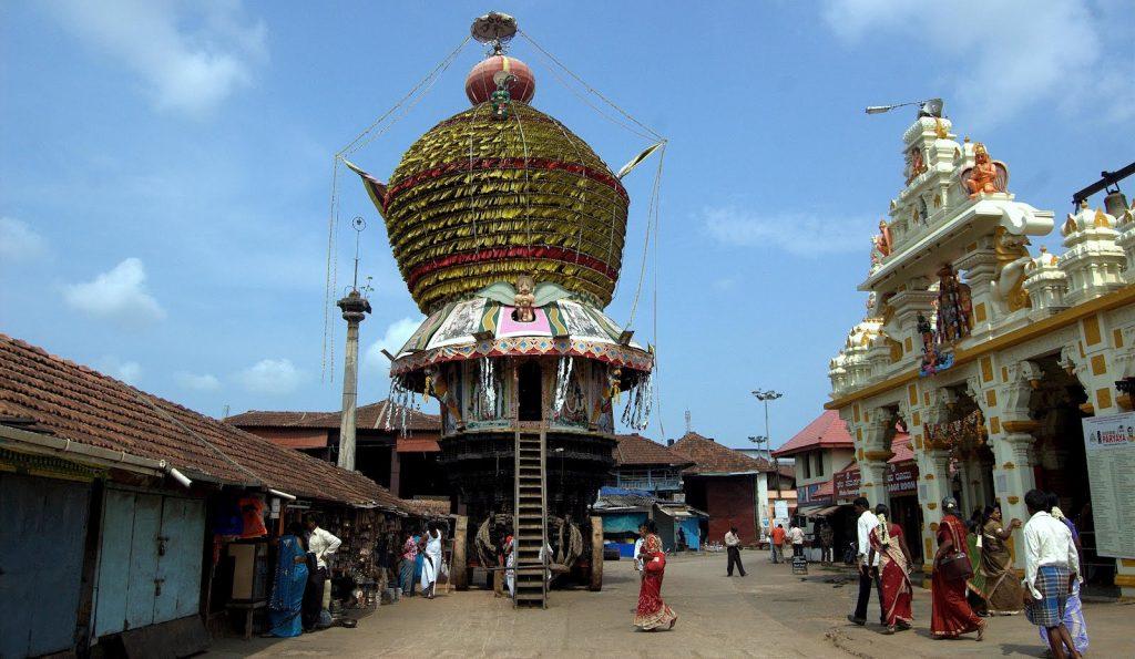 epic of lord shri krishna temple