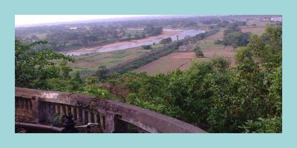 Daya Rivernear jagannath temple