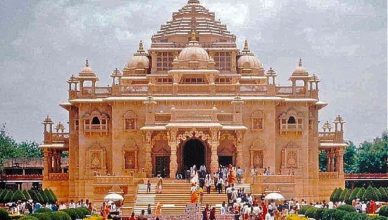 Visiting places near Akshardham Temple