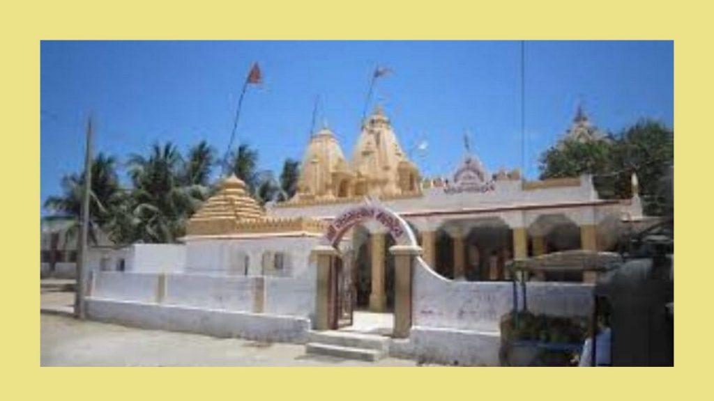 Kamnath Mahadev Temple near somnath temple