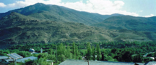 Kargil – it is situated 204km from Srinagar and 234km from Leh in the east