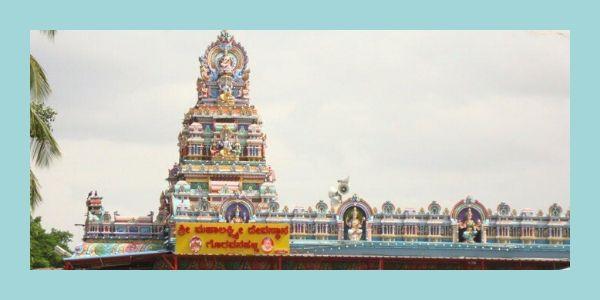 Lakshmi Templenear jagannath temple