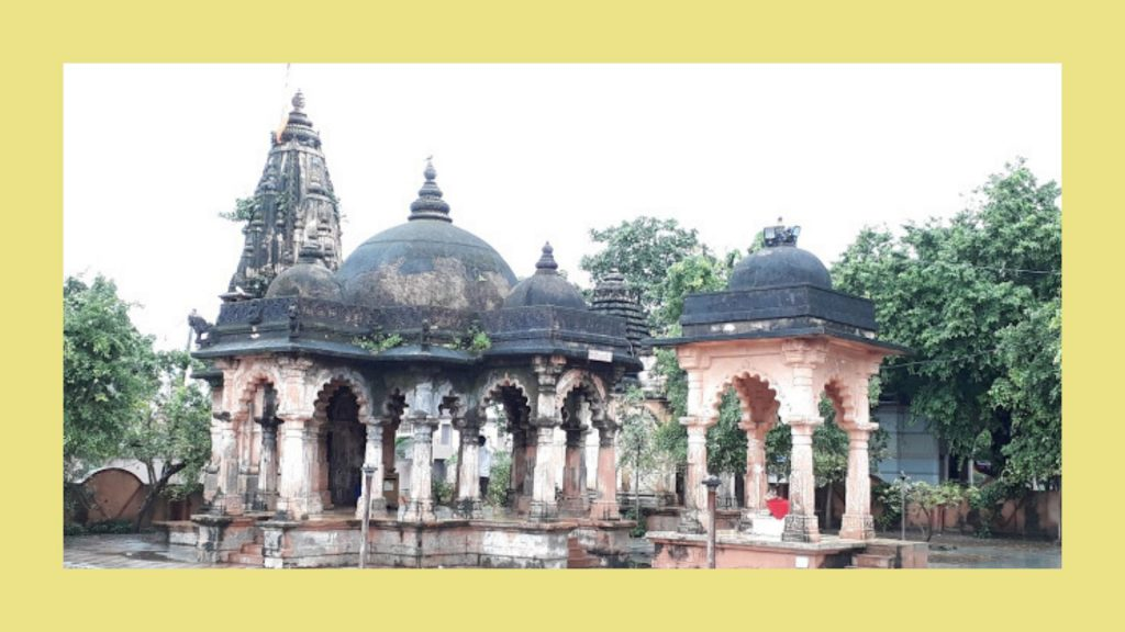 Prachi Tirth near somnath temple