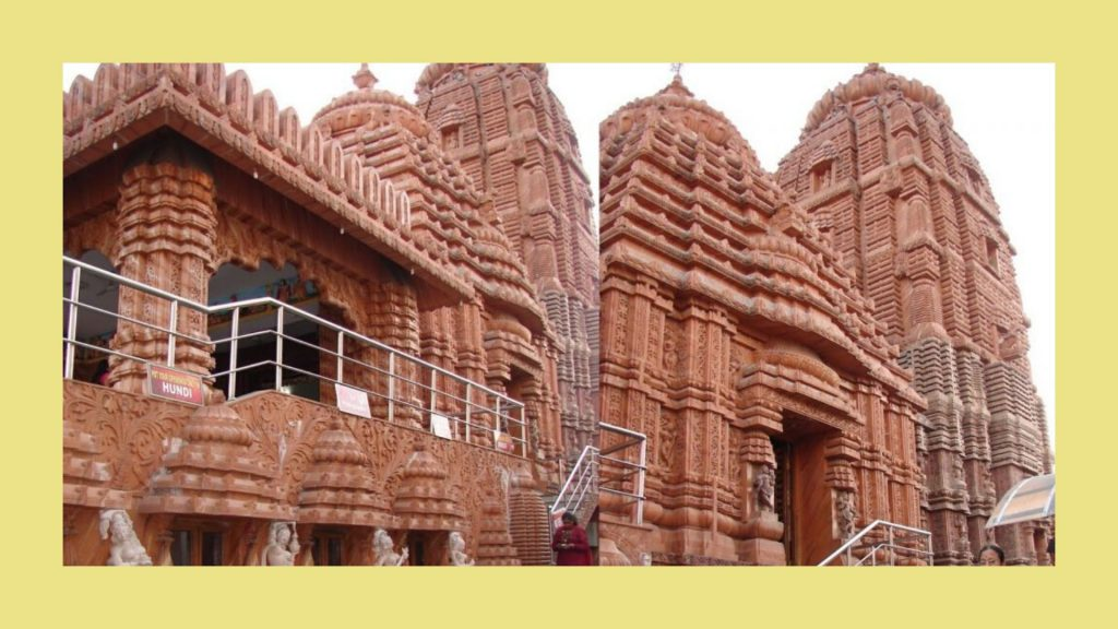 about Famous jaganath Temple