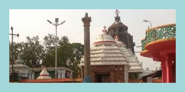 Sakshi Gopal Templenear jagannath temple