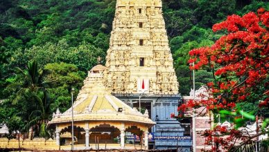 about simhachalam temple