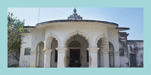 Sri Sri Sonar Gouranga Mandirnear jagannath temple