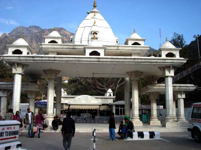 how to reach mata vaishno devi temple
