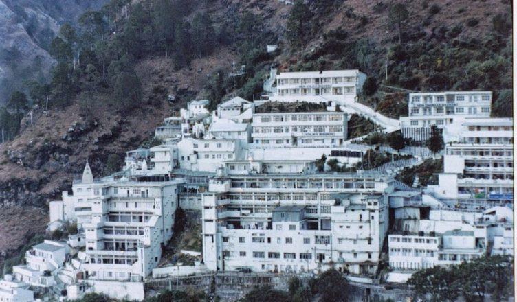 visiting places near vaishnov devi temple